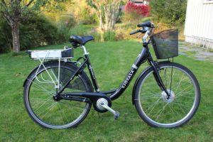 Jak działa rower elektryczny?